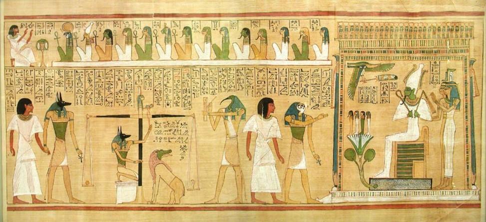Mitolog a y religi n del antiguo egipto diosuniversal - El taller de lo antiguo ...