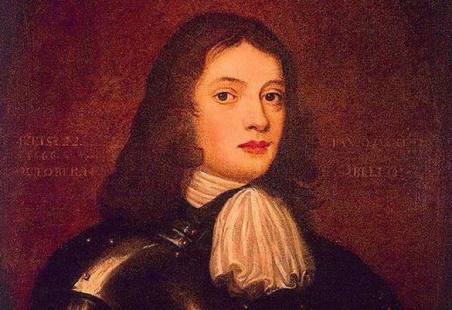 William Penn/https://commons.wikimedia.org/wiki/File:William_Penn_at_22_1666.jpg