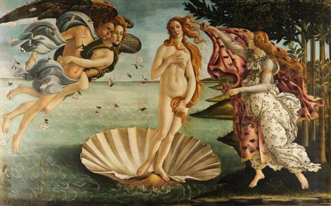 Venus/https://commons.wikimedia.org/wiki/File:Sandro_Botticelli_-_La_nascita_di_Venere_-_Google_Art_Project_-_edited.jpg