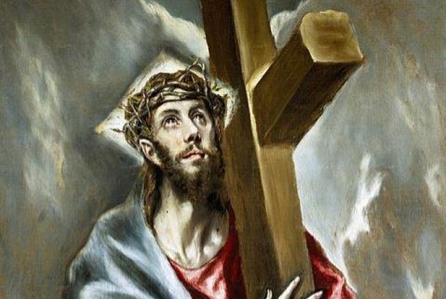 Jesus/https://commons.wikimedia.org/wiki/File:Cristo_abrazado_a_la_cruz_(El_Greco,_Museo_del_Prado).jpg