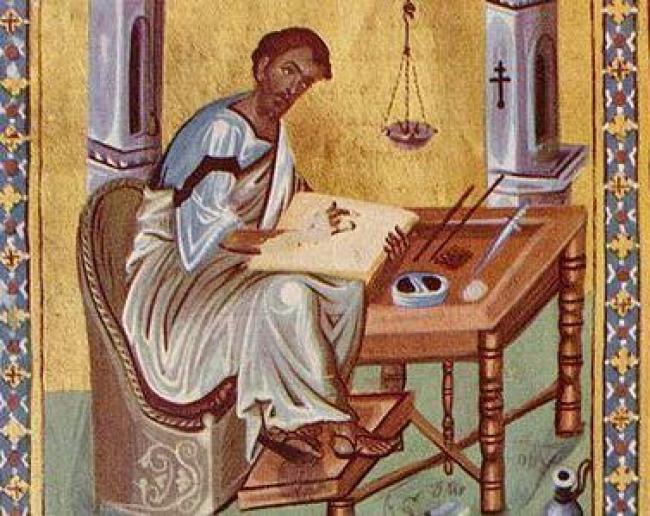 Lucas/https://commons.wikimedia.org/wiki/File:Byzantinischer_Maler_des_10._Jahrhunderts_001.jpg