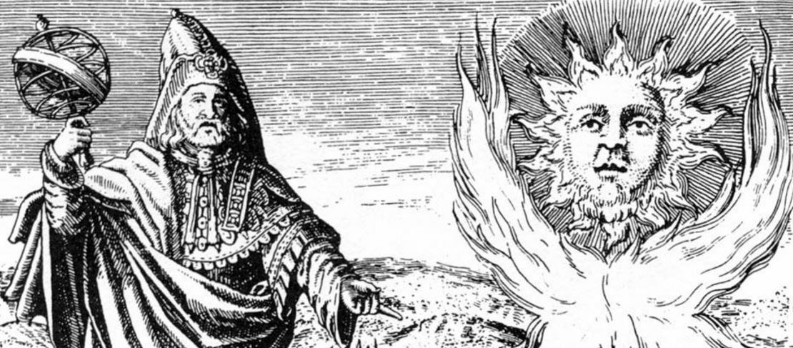 Quién es Hermes Trismegisto y qué el Hermetismo?   DiosUniversal