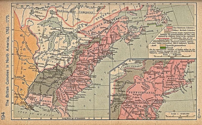 mapa/https://commons.wikimedia.org/wiki/File:The_British_Colonies_1763_to_1776.jpg